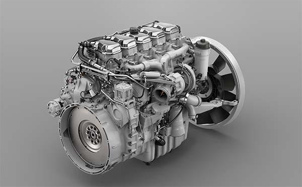 Scania esitteli 9-litraisen bioetanolimoottorin
