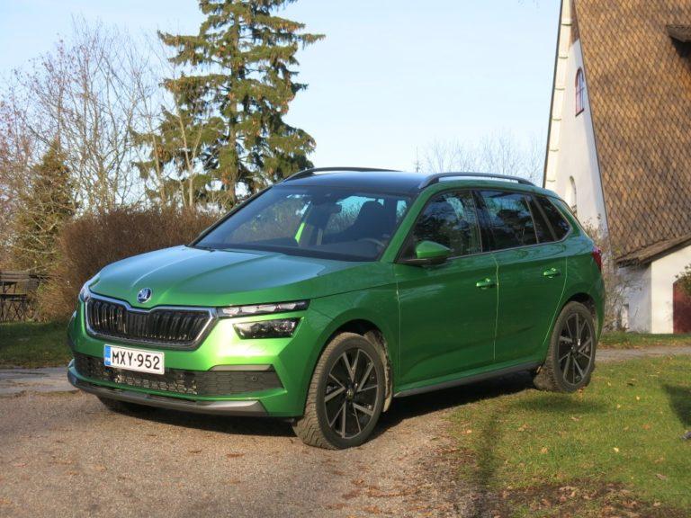 Škoda vei voiton Vuoden Auto Suomessa 2020 -kisassa