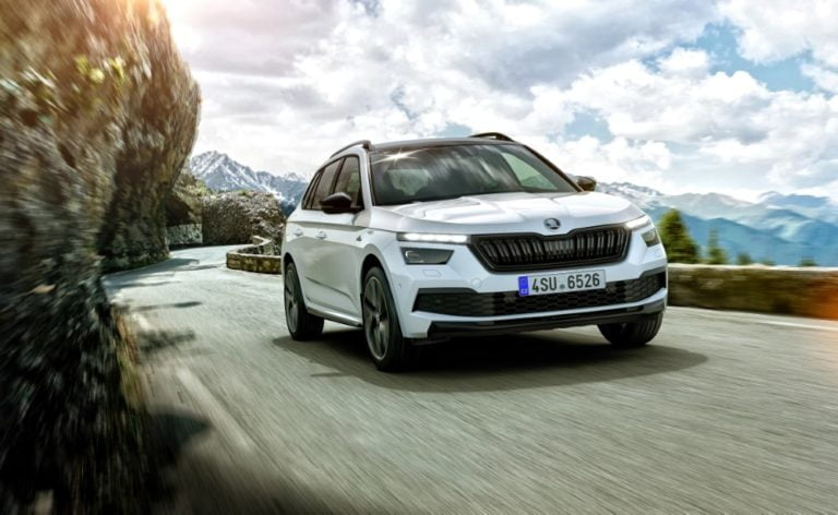 Škoda Kamiq- ja Scala-mallien Monte Carlo -versioiden hinnat julkistettu