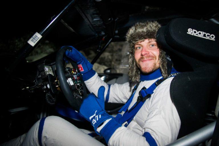 Valtteri Bottas haluaa tukea autourheilun nuorisotyötä
