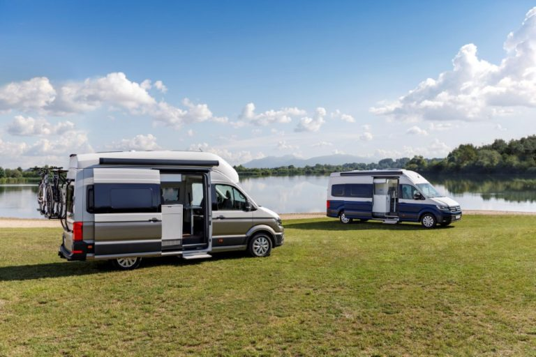 Volkswagen tuo Grand California -matkailuautot Suomeen