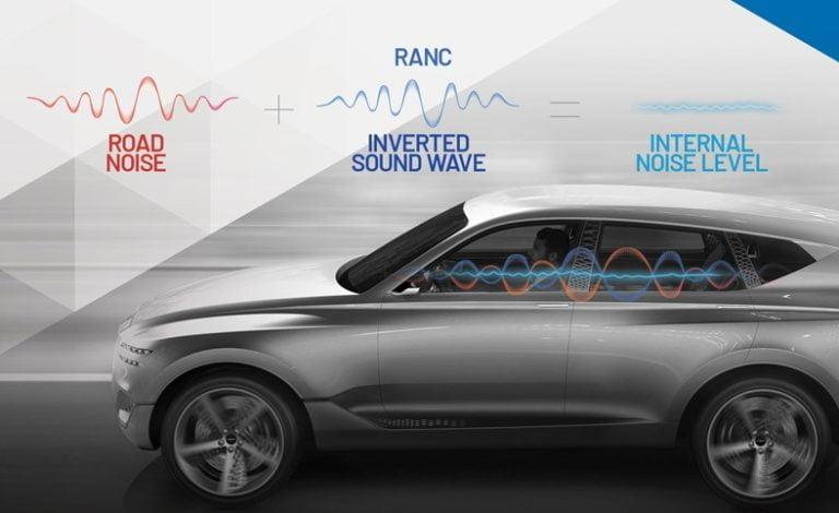 ETN: Hyundai pienentää auton sisäistä melua vastamelutekniikalla