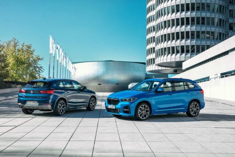 BMW:n pienistä katumaastureista tarjolla nyt myös pistokehybridi