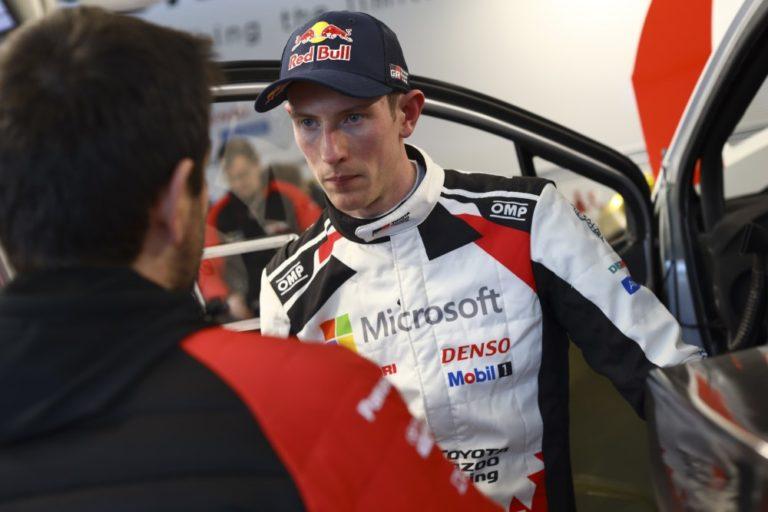 WRC: Rovanperä nousi kolmanneksi — Huttunen ohitti Lindholmin