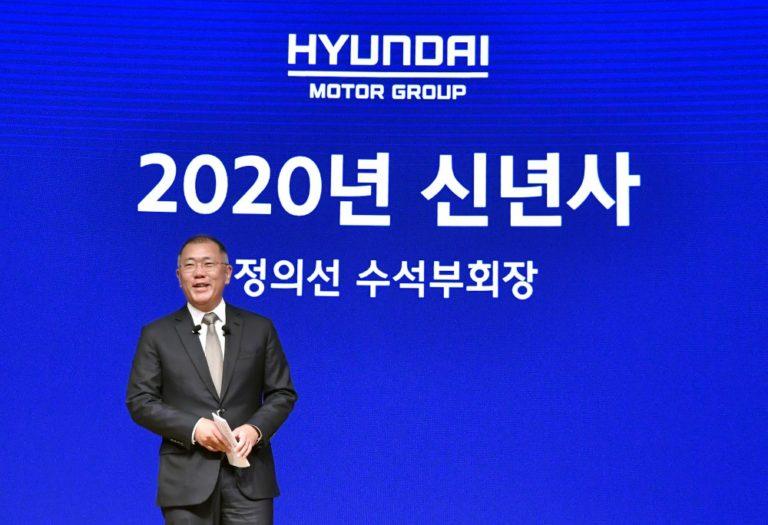 Hyundai ja Kian emoyhtiön painopistealueita sähkö ja vety