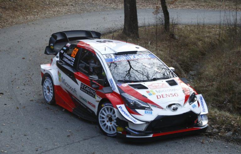 WRC: Rallin MM-kausi käynnistyy tänään — mukana kolme suomalaista