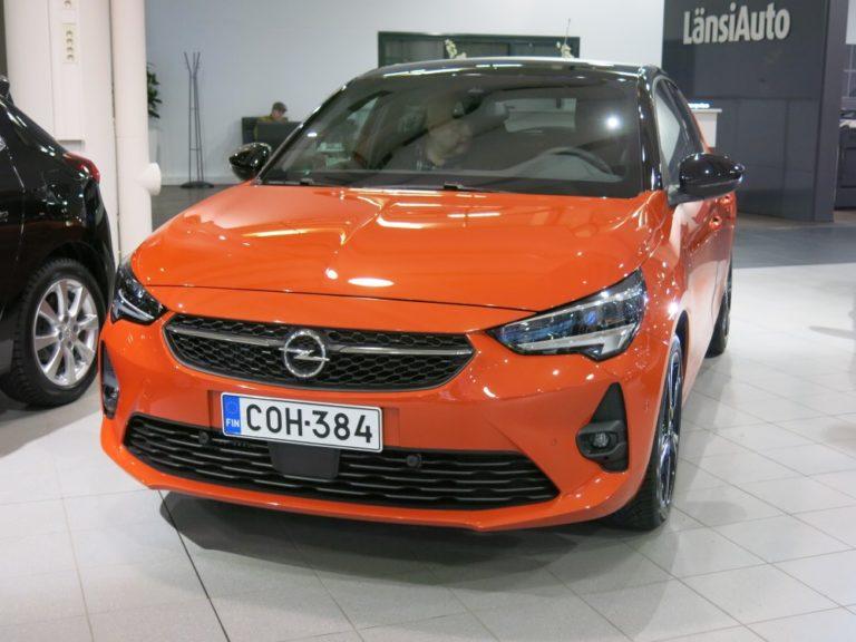 LänsiAutolta ja Opelilta merkittävä tuki julkiselle terveydenhuollolle — 100 autoa ilmaiseksi käyttöön