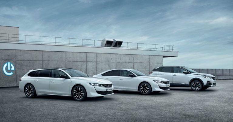 Peugeotin uusien ladattavien hybridien hinnat on julkaistu — 508 ja nelivetoinen 3008