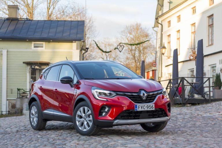 Tällainen on uusi Renault Captur — Suomessa halvin versio maksaa alle 20 000 euroa