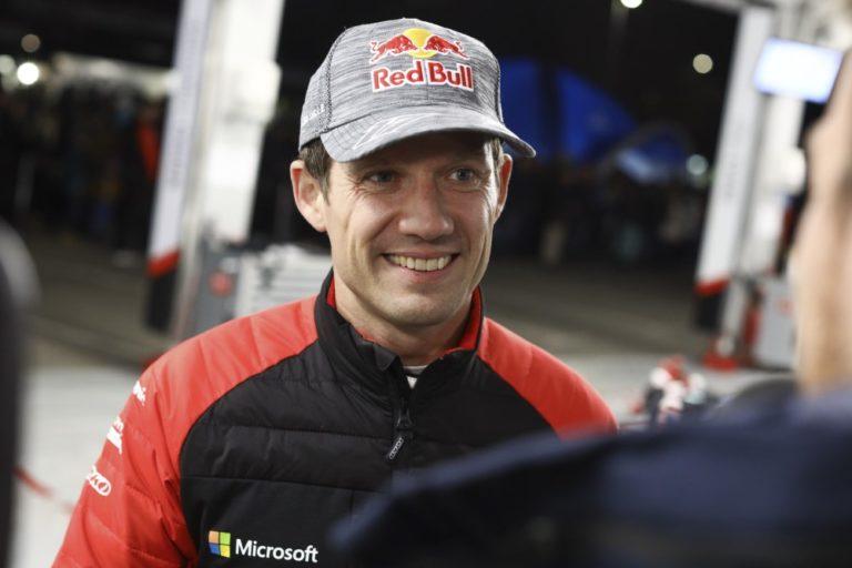 WRC: Ogier ajoi pohjat ja nousi kakkoseksi
