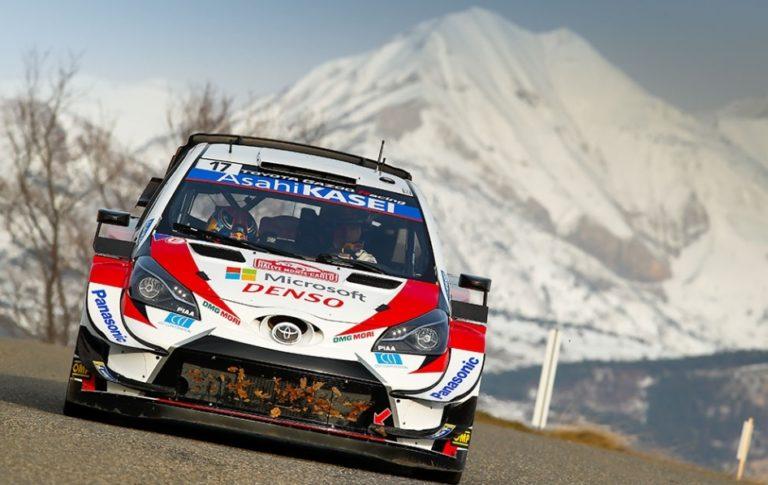WRC: Monte Carlo -rallin kärkikolmikko tiiviissä paketissa perjantain jälkeen