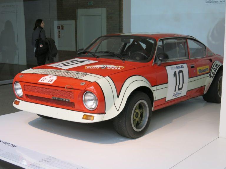 Škodan RS-historia alkoi jo vuonna 1974 — nyt RS-merkintä myös sähköistyy