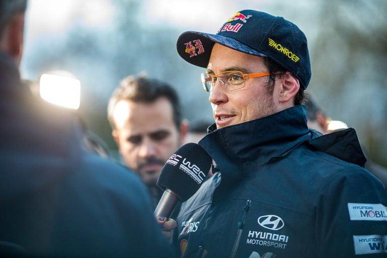 WRC: Neuvillellä yli kymmenen sekunnin johto — Rovanperä nousi viidenneksi