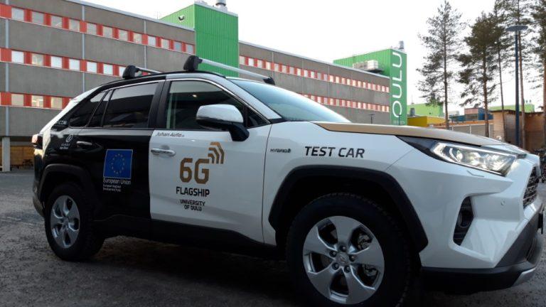 Oulun yliopisto hankki itseohjautuvan auton tutkimuskäyttöön