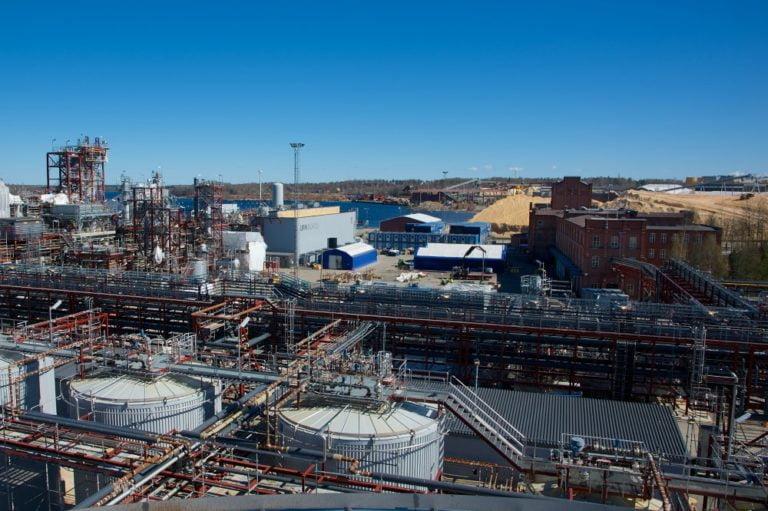 UPM:n biopolttoaineita tuotettu jo viisi vuotta