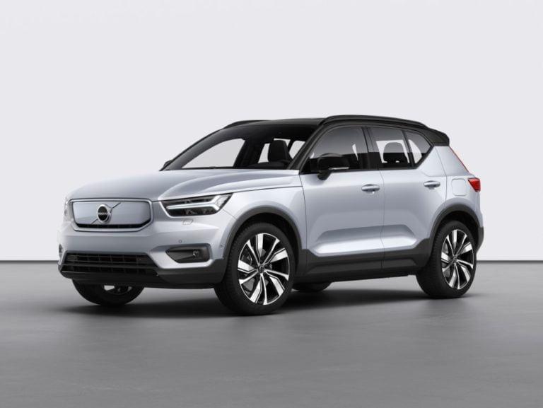 Volvon ensimmäisen sähköauton tilauskirjat nyt avattu