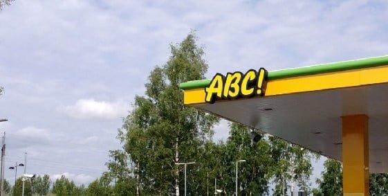 Montako tähteä annat ABC-asemien noutopöydälle?