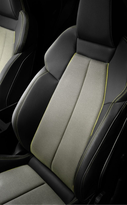 Uuden Audi A3:n istuimiin käytetään lähes 50 puolentoista litran muovipulloa
