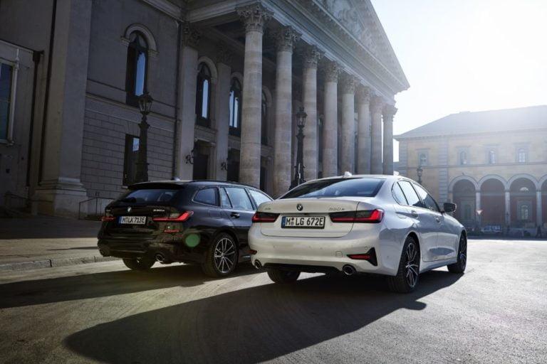BMW tuo 3-sarjaan pistokehybridit