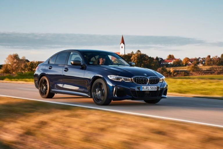 BMW keskittyy Genevessä sähköön