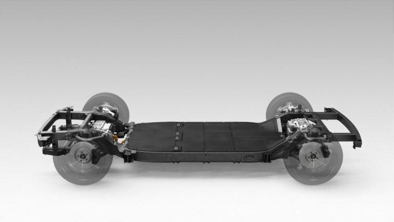 Hyundaille skeittilautaa muistuttava alustarakenne