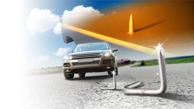 Continentalin automaattinen paikkaustekniikka nyt myös paketti- ja jakeluautojen renkaisiin