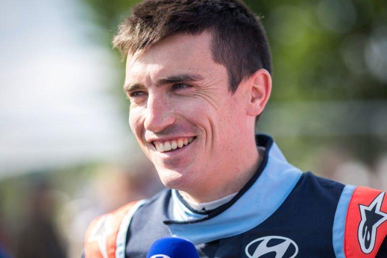 SM Itäralli vie kuljettajat susirajalle — WRC-kuljettaja Craig Breen mukana