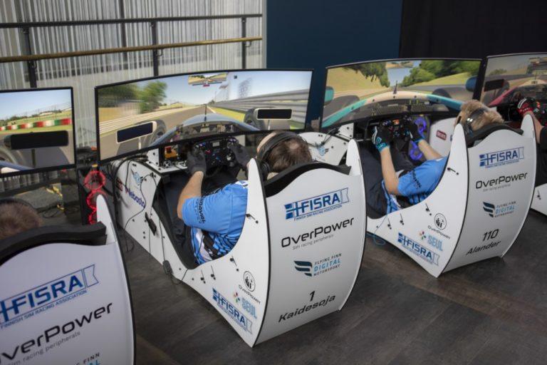 SM-viikolla esillä myös moottoriurheilu — crosskart ja digitaalinen rallicross