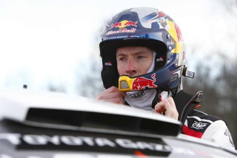 WRC: Evans johtaa Ruotsin rallia perjantain jälkeen — Rovanperä putosi sijoituksen