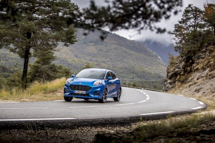 Helmikuussa Suomessa lanseerattu Ford Puma -mallisto laajenee
