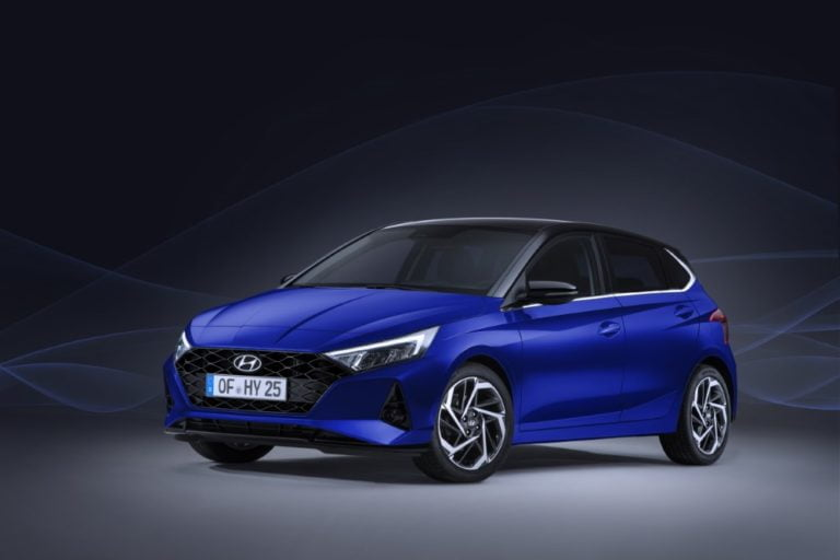 Tällainen uusi Hyundai i20 julkistetaan Geneven autonäyttelyssä