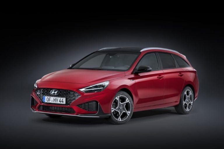 Katso tästä, miltä Genevessä esiteltätävä uusi Hyundai i30 -malli näyttää