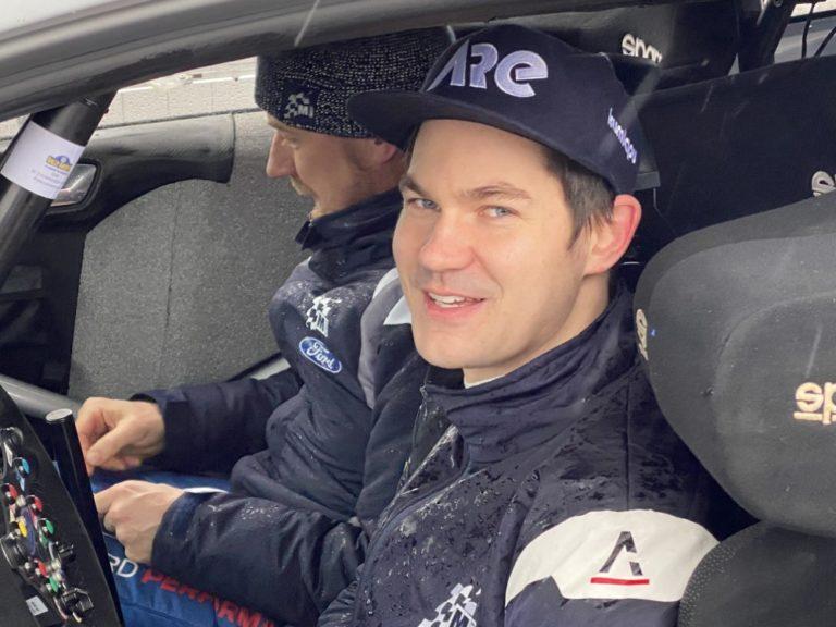 """WRC: Suninen: """"Se oli sellaista veitsenterällä ajamista"""""""