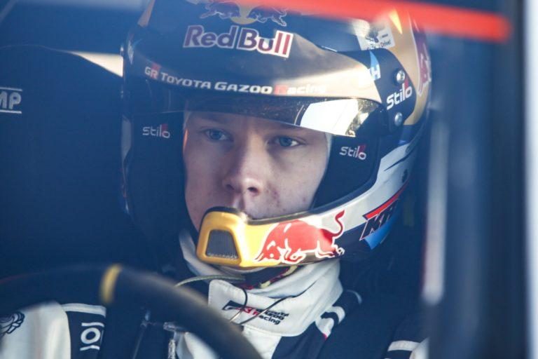 WRC: Rovanperä ajoi pohjat viimeisellä pätkällä ja piti kakkospaikkansa