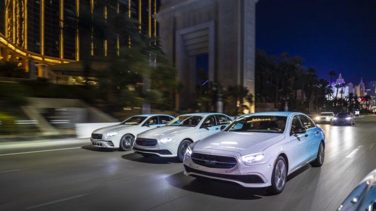Mercedes-Benzin E-sarjan kymmenes sukupolvi julkistetaan Geneven Autonäyttelyssä — tästä hieman ennakkotietoa