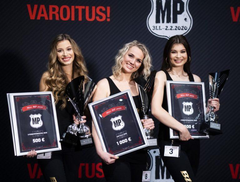 Turkulainen Jenna Lehtimäki on Miss MP20