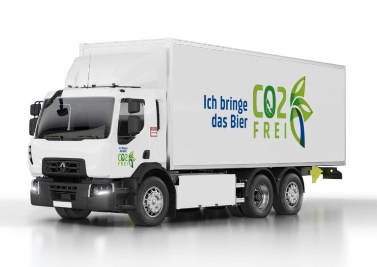 Sähköinen kuorma-auto on varteenotettava vaihtoehto kaupunkien jakeluliikenteessä