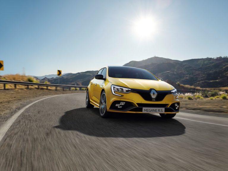 Renault uudistaa koko Mégane-mallisarjan — myyntiin kesällä
