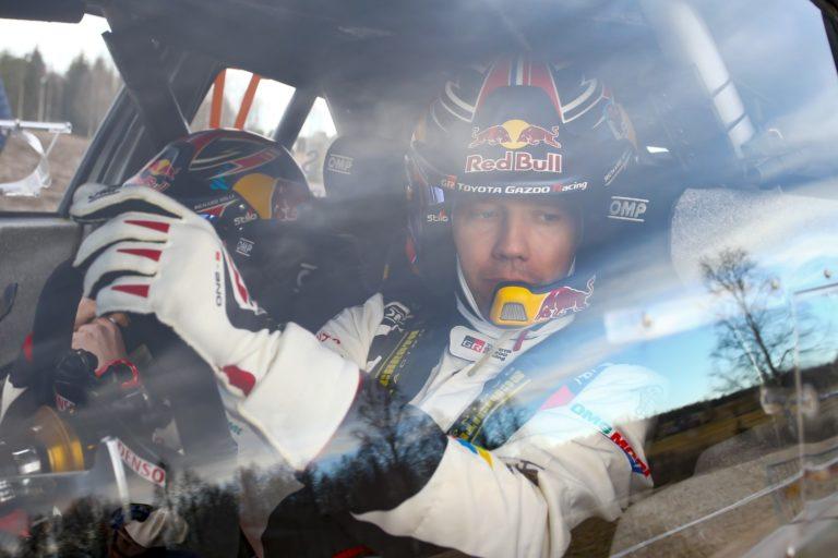 WRC: Ogier nousi taas Rovanperän edelle