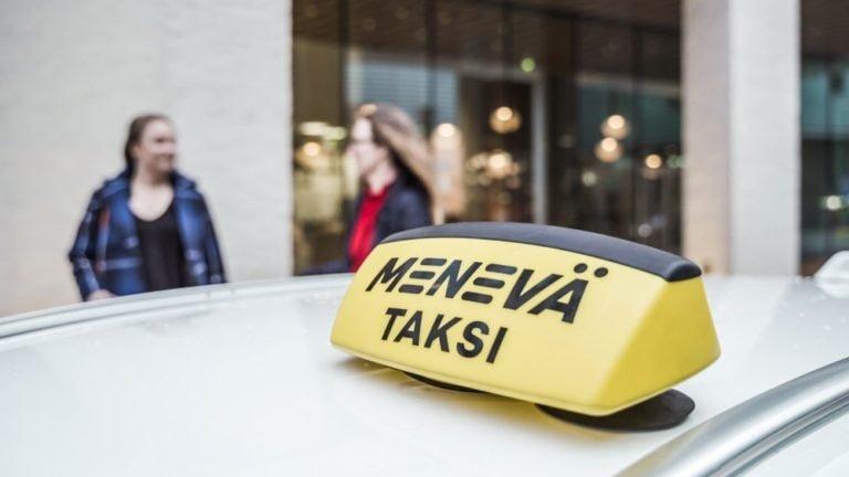 Taksiyhtiö Menevä haluaa tulla Suomen tunnetuimmaksi taksiyhtiöksi!