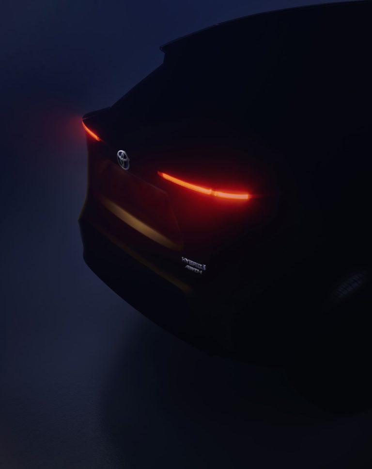 Toyota julkistaa Geneven autonäyttelyssä uuden katumaasturin