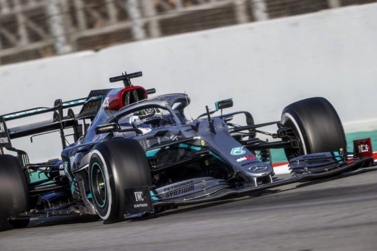 F1: Bottas oli Barcelonan talvitestien nopein