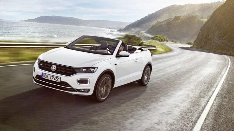 Tältä näyttää Volkswagenin uusin avoauto — T-Roc Cabriolet