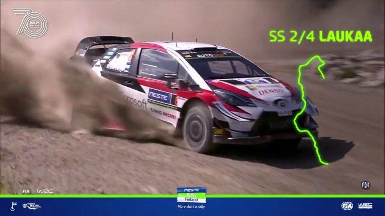 WRC: Suomen MM-rallin juhlavuoden reitti kunnioittaa perinteitä