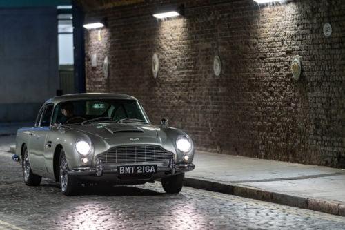 Aston Martin ja James Bond: (Melkein) perheasioita