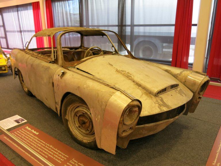 Museovirasto jakoi 400 000 euroa 36:n kulttuurihistoriallisesti arvokkaan liikennevälineen restaurointiin