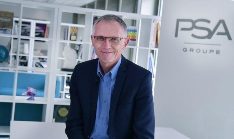 Vuoden tärkein autoalan vaikuttaja on PSA:n pääjohtaja Carlos Tavares