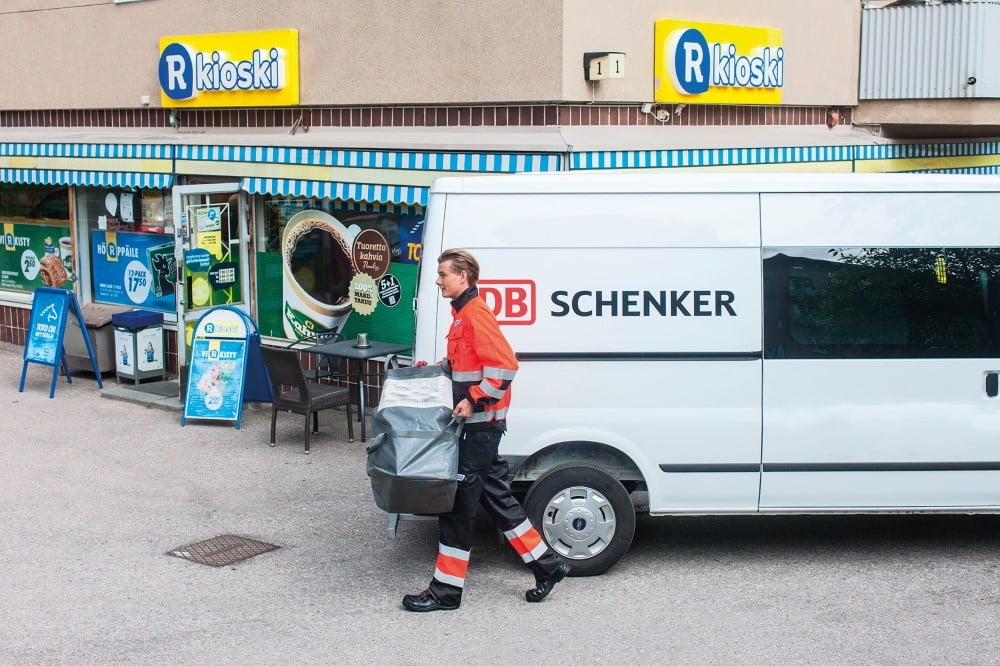 Db Schenker Noutopiste