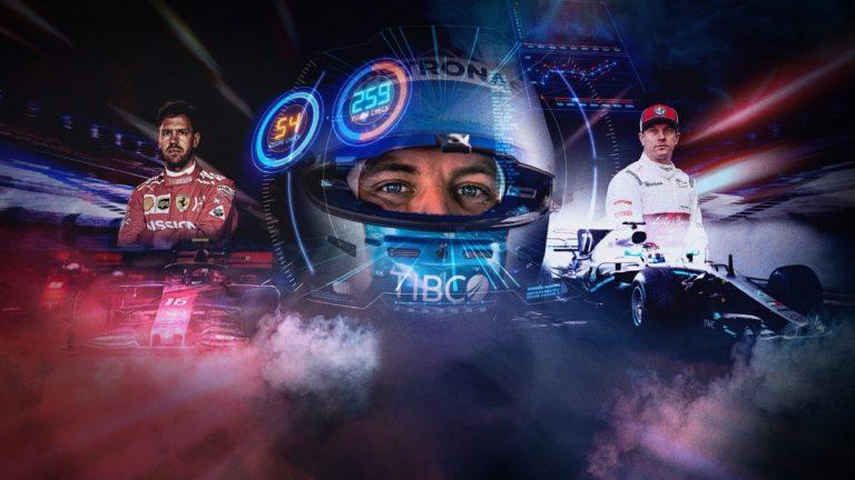 F1: Nyt voi kotisohvalta hypätä  F1-kisan kuskin paikalle!