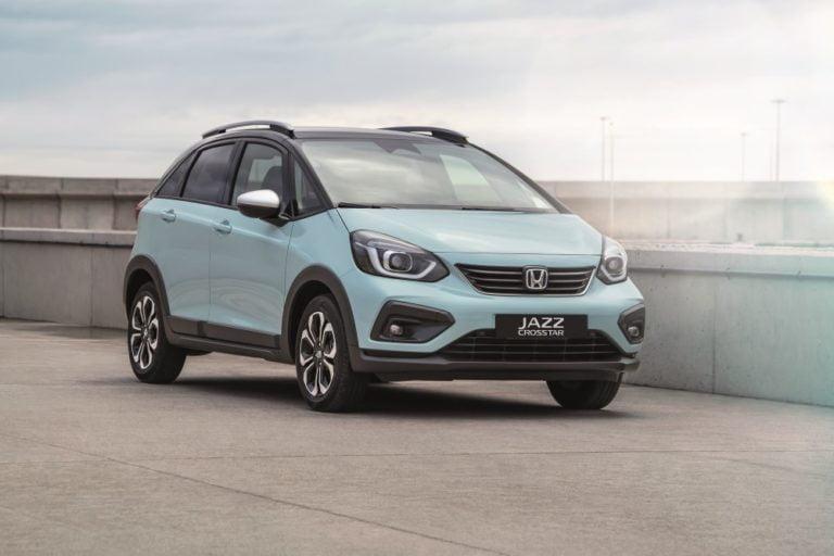Uusi Honda Jazz tulee Eurooppaan vain hybridinä